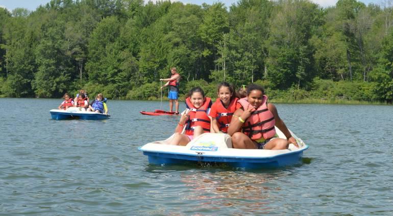 Summer Camps Make Kids Resilient