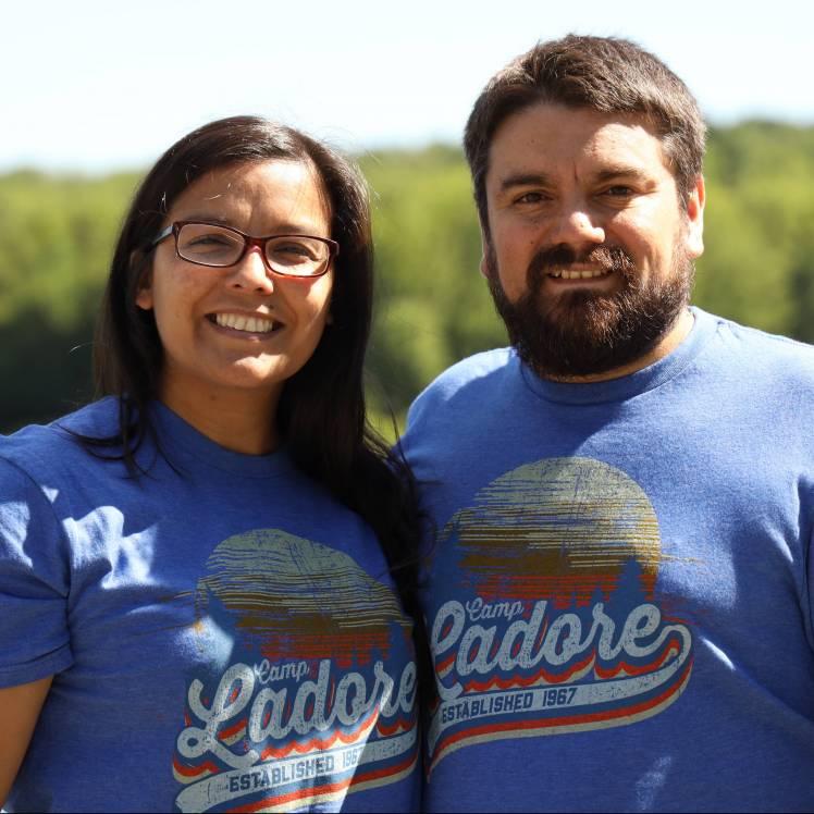 Captains Alexis and Lorena Castillo