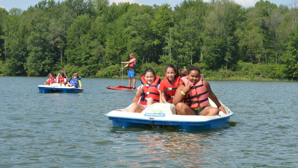 Summer Camps Make Kids Resilient